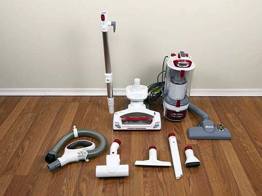 Shark Rotator Lift Away Vacuum Review Impressive Suction