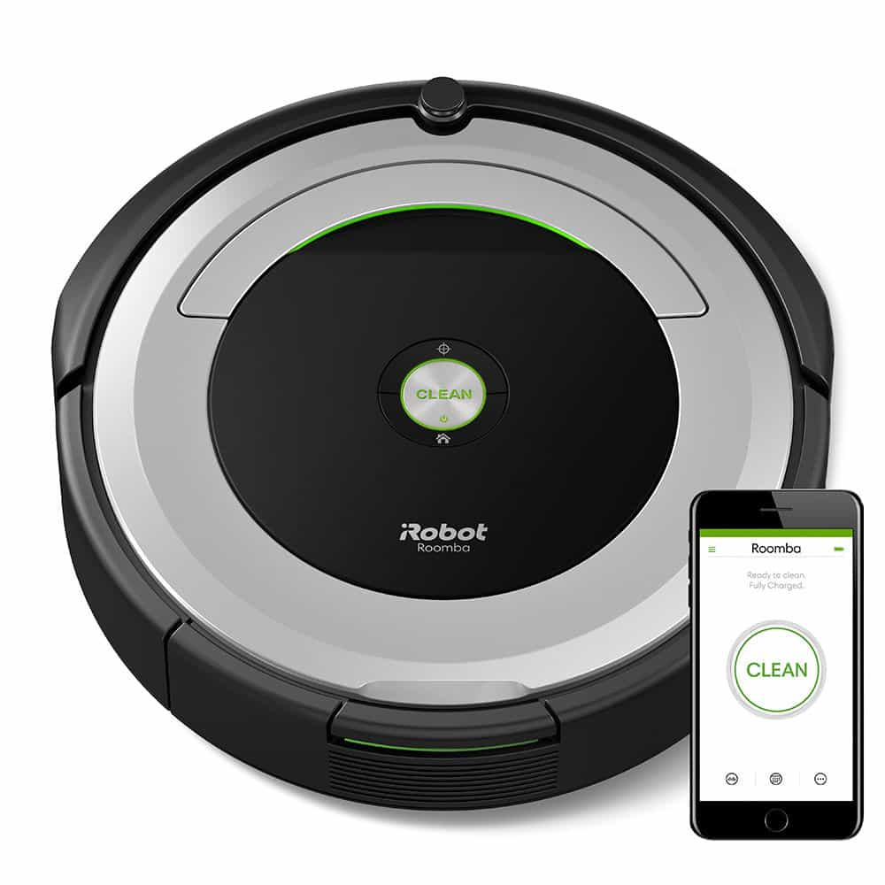 Roomba 675 Vs 690 Side By Side Roomba Comparison
