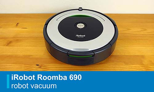 iRobot Roomba 690 robot vacuum review