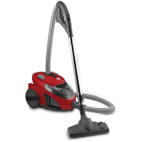 Dirt Devil Easy Lite Canister Vacuum Cleaner Review