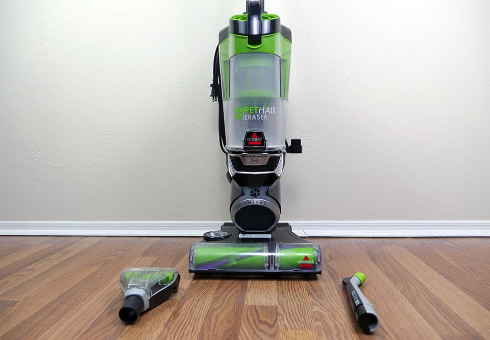 Bissell Pet Hair Eraser - best upright vacuum value