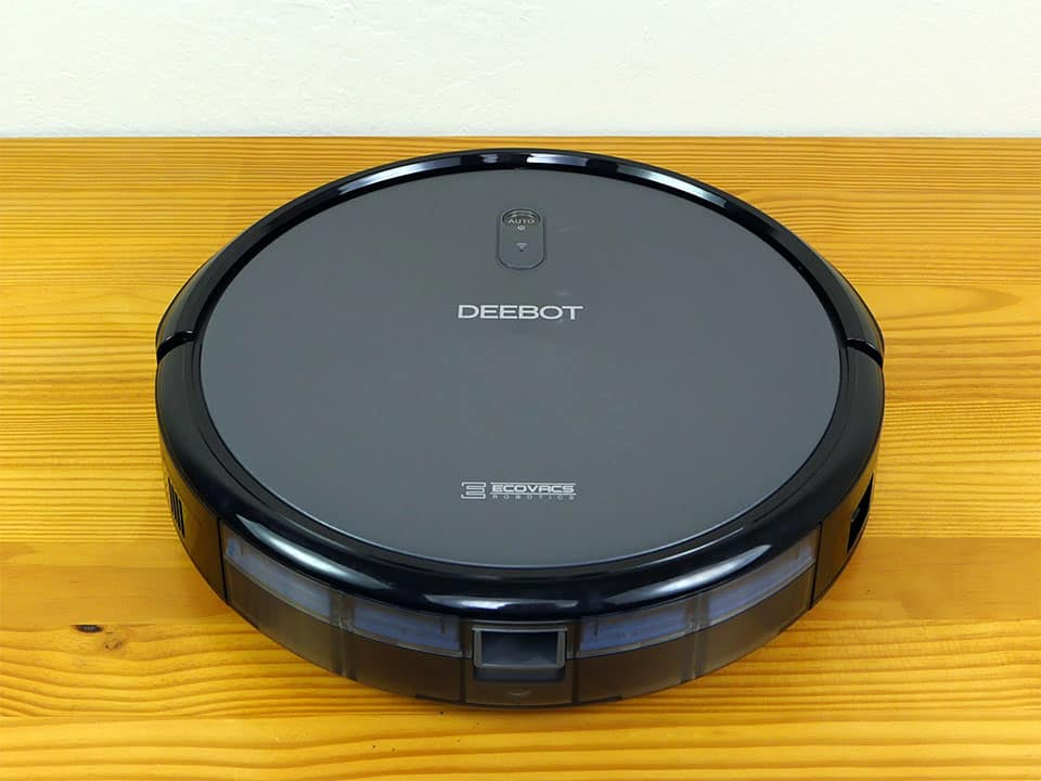 Ecovacs Deebot N79 best small robot vacuum review