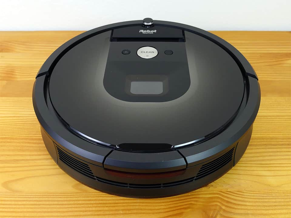 Roomba 980 - best small robot vacuum