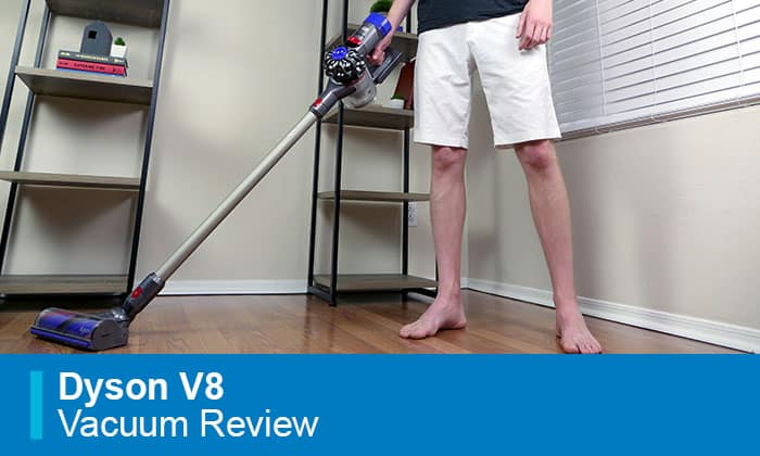 Dyson V8 Review Absolute Vs Animal 2019 Modern Castle