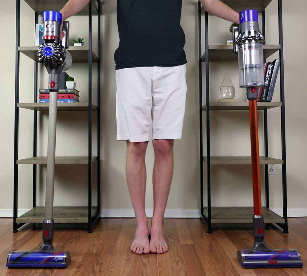 Dyson V8 Vs V10 Comprehensive 24 Side By Side Tests