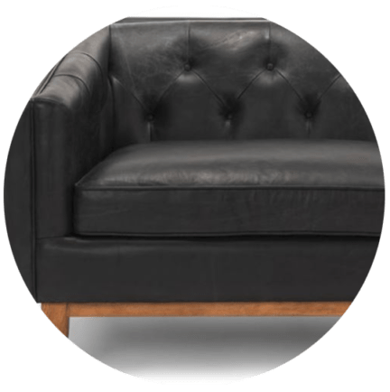 Article sofa furniture design - back