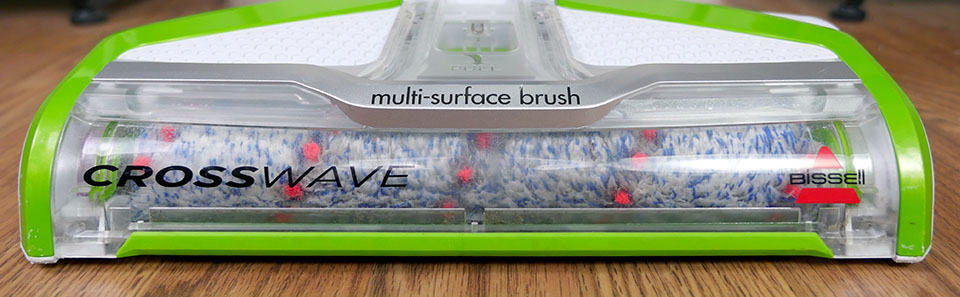 Bissell Crosswave multi-surface cleaning head
