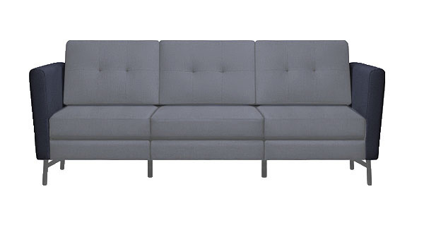 Burrow couch sofa furniture - arms