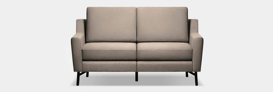 Burrow love seat best furniture review