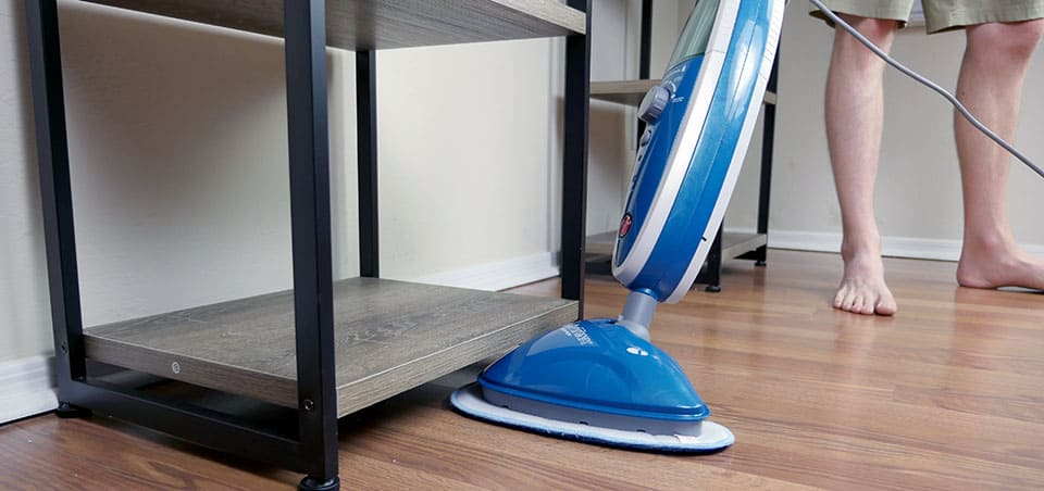 The Hoover Twin Tanks struggles to go under tighter spaces