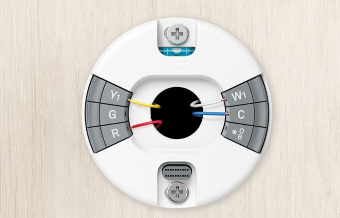 Nest Thermostat E setup and install