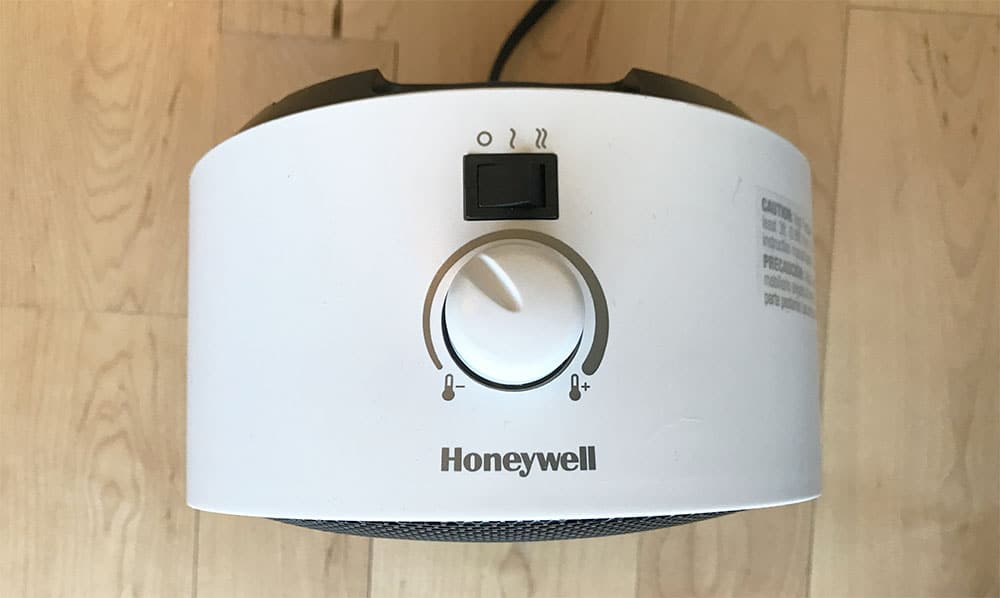 Honeywell UberHeat heater performance test