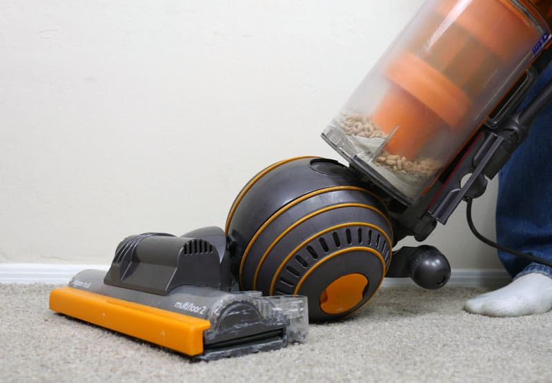 Dyson Ball Multi Floor 2 maneuverability