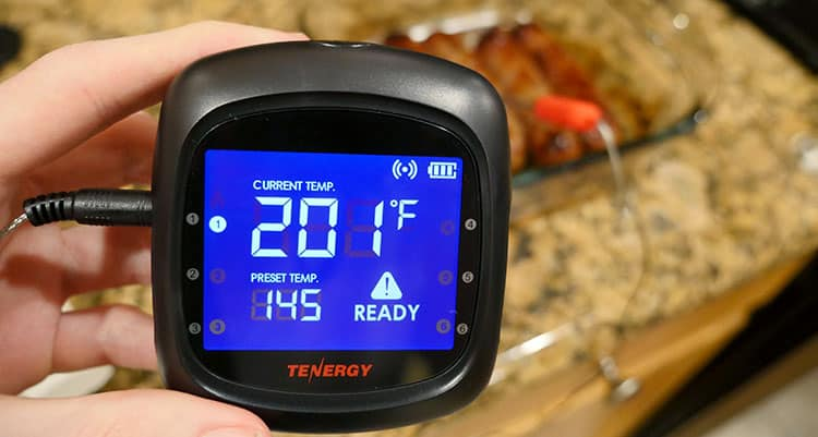Tenergy Solis thermometer review