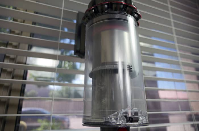 Dyson V11 cyclones motor and dust bin