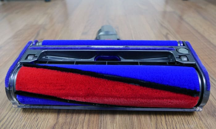 Dyson V10 soft fluffy cleaning head