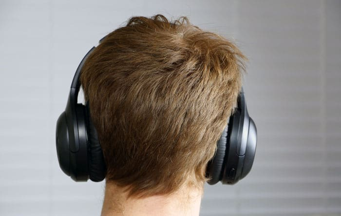 iTeknic noise-canceling headphones