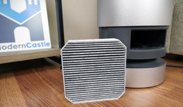 Molekule air purifier pre-filter