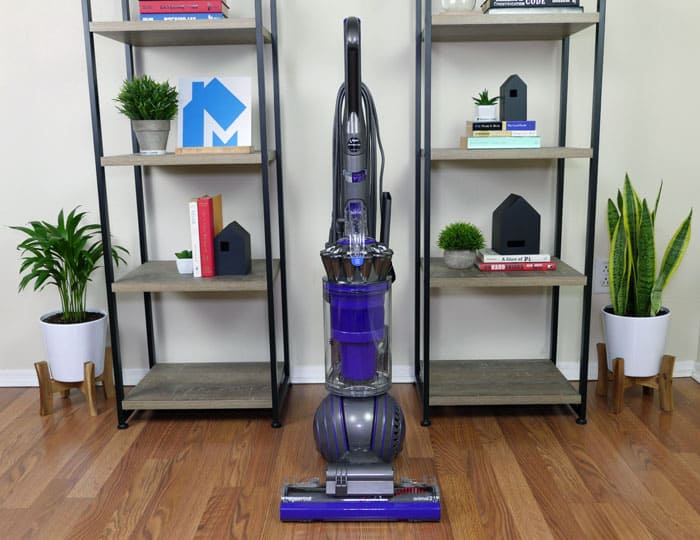 Design of the Dyson Animal 2 upright vacuum