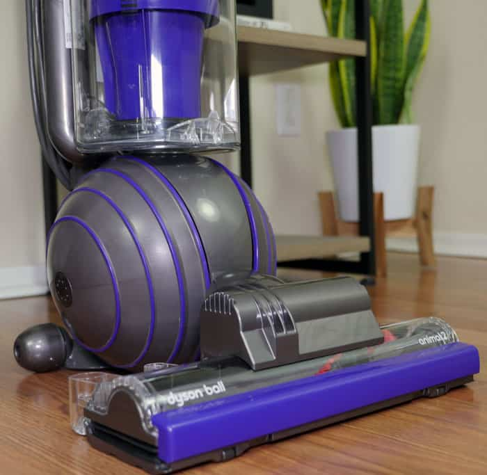 The Dyson Ball on the Animal 2 upright