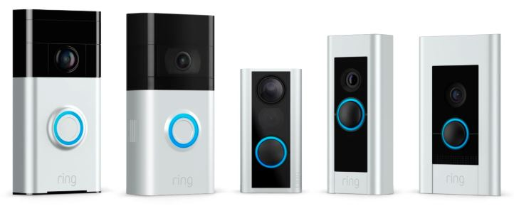 Ring 3 Plus vs. Ring 3 vs. Ring 2 vs. Ring Pro vs. Ring