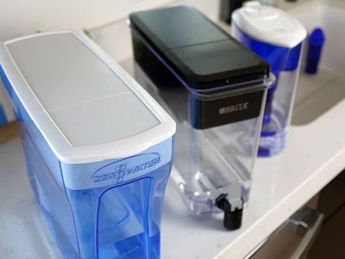 Which water filter is best? Brita vs. PUR vs. ZeroWater