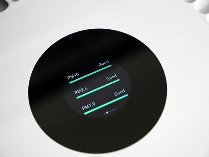 Molekule air quality monitoring system