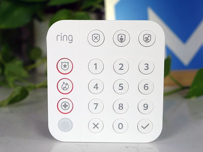Ring Alarm Keypad - security system